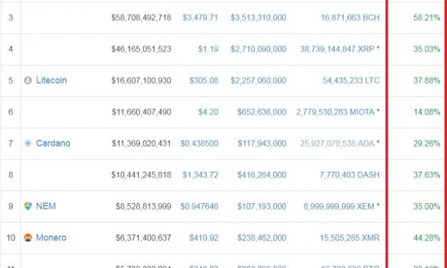This Is Why You Buy The Crypto Dip