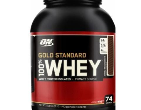 Is Whey Protein Powder Or Natural High-Protein Food A Cheaper Post Workout Supplement?
