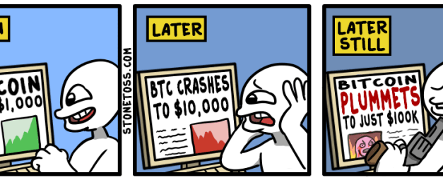 About this recent Crypto Crash and all the Crypto Critics