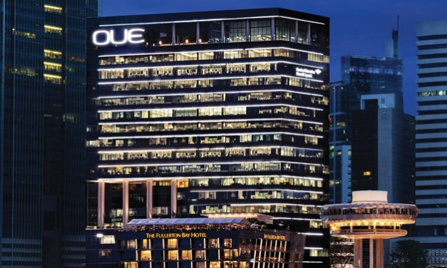 10 Things You Must Know About OUE Commercial REIT