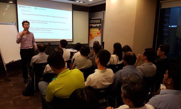 The Essentials Of REITs Investing Workshop Recap