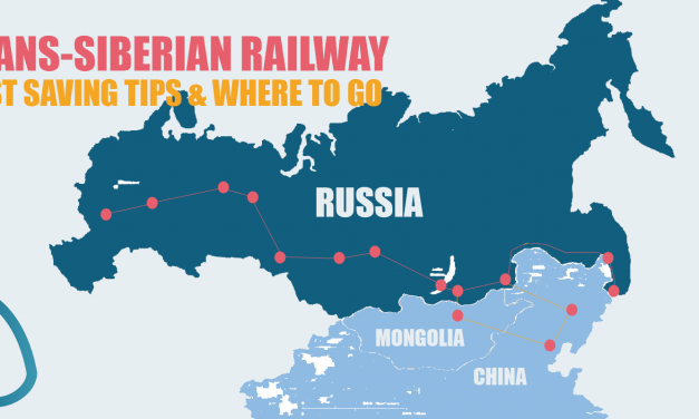 Trans-Siberian Expressway: Cost Saving Tips And Where To Go