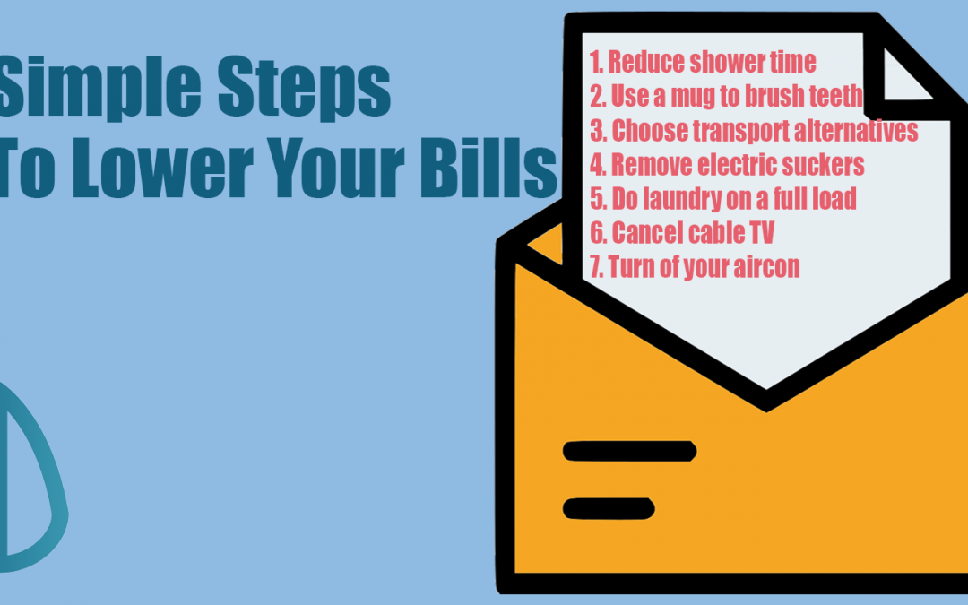 7 Simple Steps You Can Take To Lower Your Bills In 2018