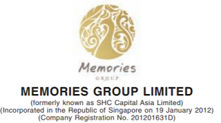 Memories Group Limited