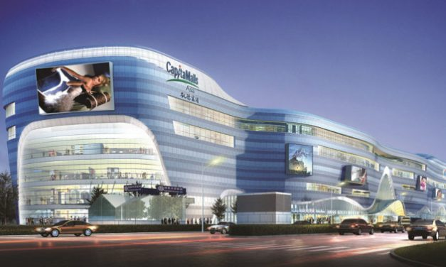 Capitaland's sale of 20 China malls