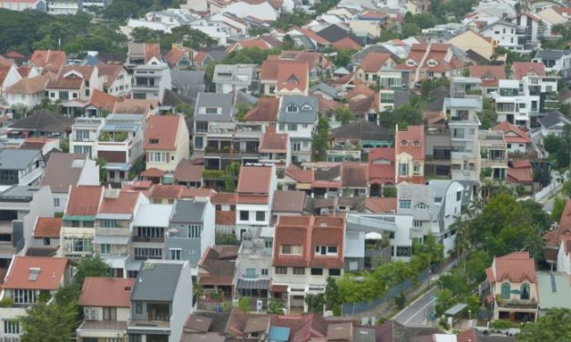 SRX resale property price index up 0.1% on month in Dec
