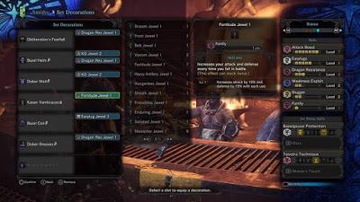 Monster Hunter World – Hammer Build (Max Earplugs + Attack Boost + Weakness Exploit)