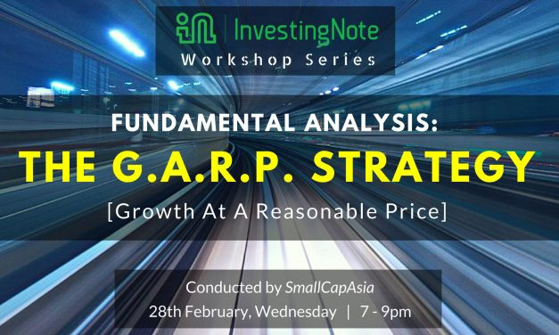 InvestingNote Workshop Series: Growth Investing Workshop