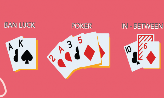 Chinese New Year (CNY) Tools: How To Play Ban Luck, In-Between, Poker