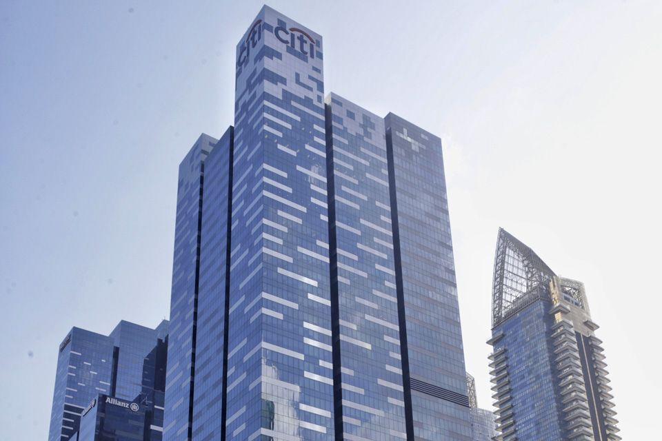 Rental recovery in Singapore's prime office market