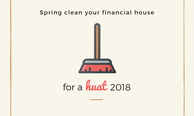 Fancy a spring clean for your financial house?