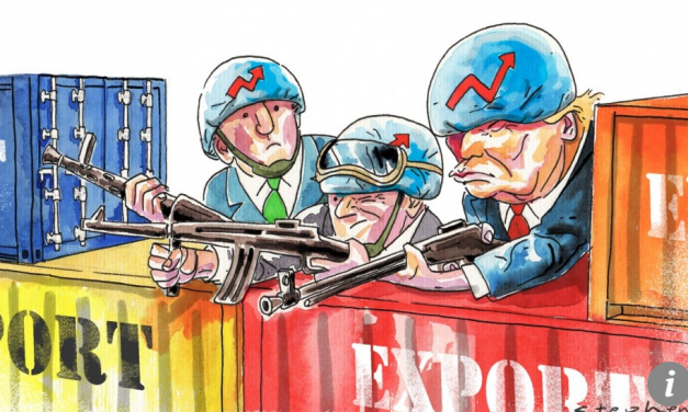 Market Trends (Trade War Looming?)