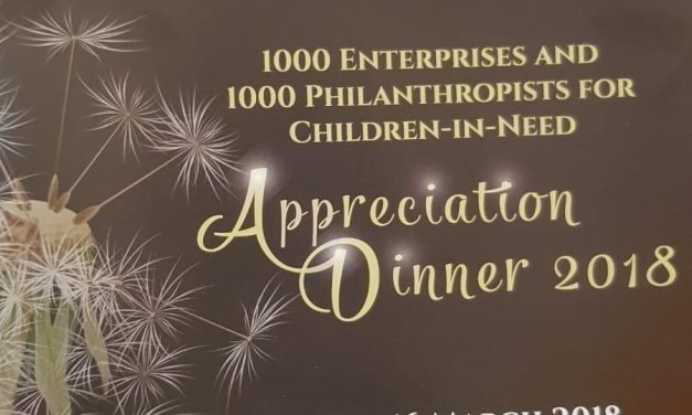 InvestingNote Supports The 1000 Enterprises For Children-In-Need Programme!