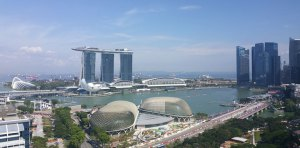 Is property the reason why Singapore is not among the happiest countries in the world?