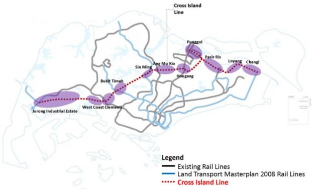 Jurong Lake District property potential