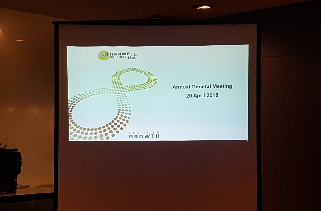 Hanwell AGM Takeaways