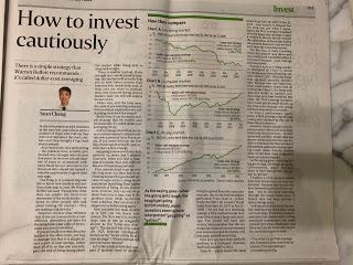 Investing cautiously through STI ETF?