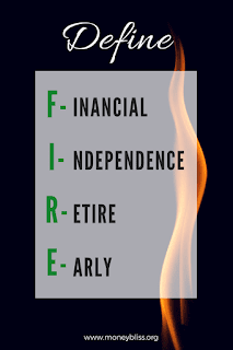 Retiring Early and comfortably?- What is FIRE?