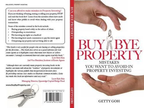 """Tibits I learnt from """"Buy Bye Property"""""""