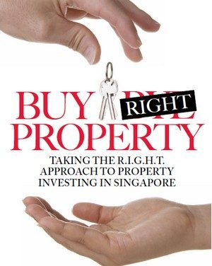 "Tibits I learnt from ""Buy Right Property"""