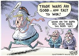 Trade Wars Are Good… And Easy to Win! Not When you are Facing the Chinese…