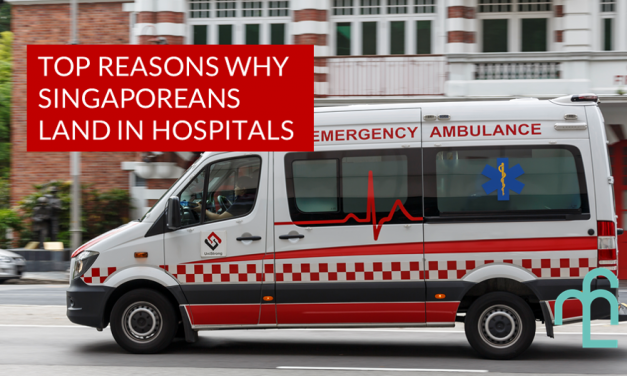 Top 9 Reasons Why Singaporeans Land In Hospitals