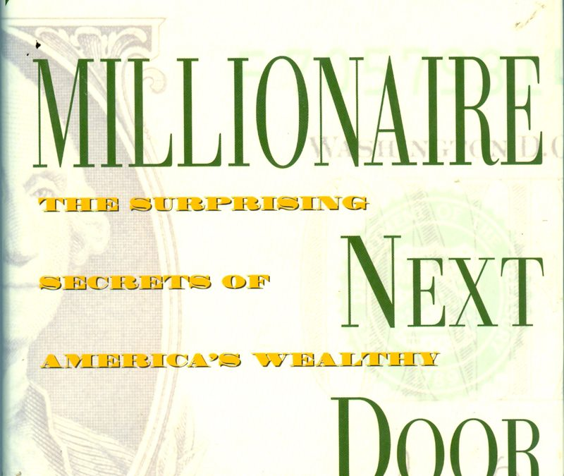 Hacking your own Millionaire Mindset.