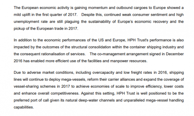Can Hutchison Port Holdings Trust (HPHT) Pay that 7.8% Dividend Yield