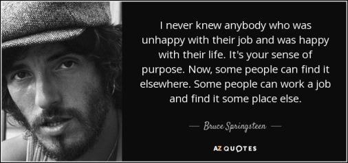 Sucky Job = Sucky Life?