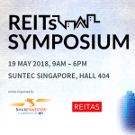 Comparison of REITs with overseas assets vs REITs that focus on Singapore