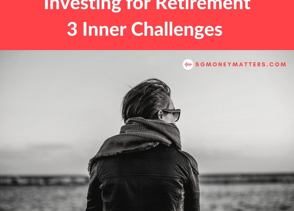 """Invest for retirement: 3 """"In""""s you must overcome"""