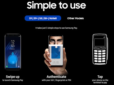 Samsung Pay Rewards – Free Active Fast Charging Wireless Charging Stand!