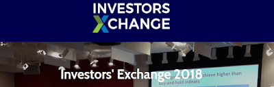 Investor Exchange 2018 (brought to you by BIGScribe)