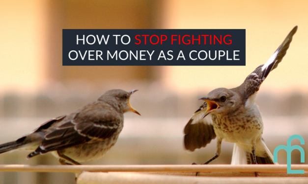 How To Stop Fighting About Money In A Relationship