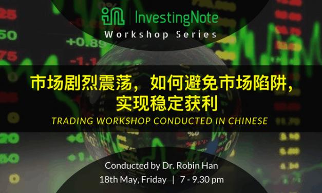 市场剧烈震荡,如何避免市场陷阱,实现稳定获利 | Stock Trading Workshop