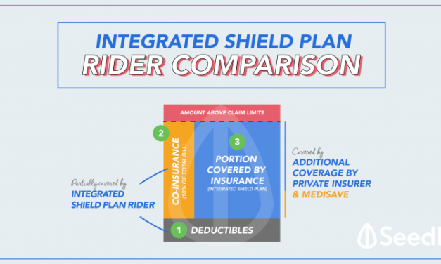 Integrated Shield Plan Rider Comparison: How Can I Cover Myself More?