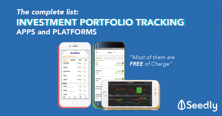 The Complete List of The Best Investment Portfolio Tracking Apps and Platforms in Singapore. Most of Them Are Free of Charge!