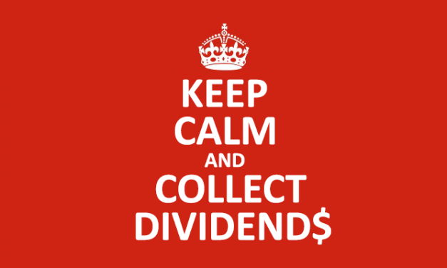 Investing for Dividend is really Great!