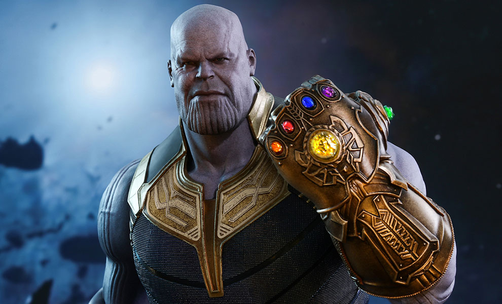 How would Thanos manage his personal finances ?