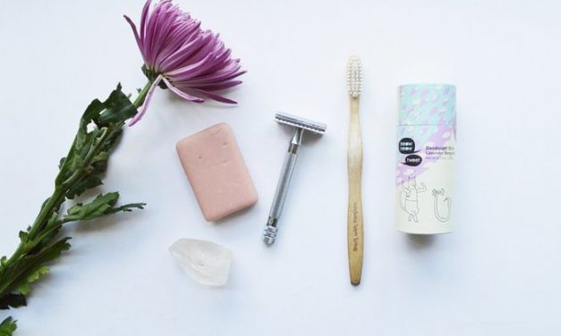 Reducing waste in your beauty routine