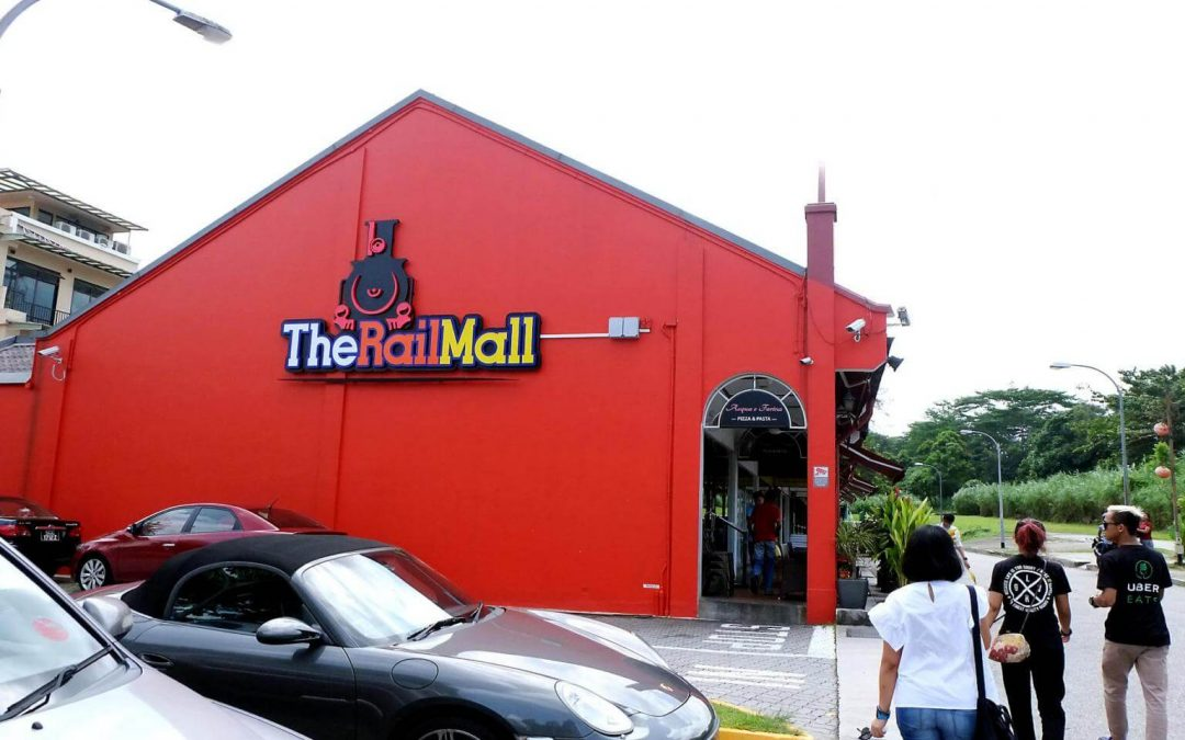 SPH REIT to acquire rail mall for S$63.2m