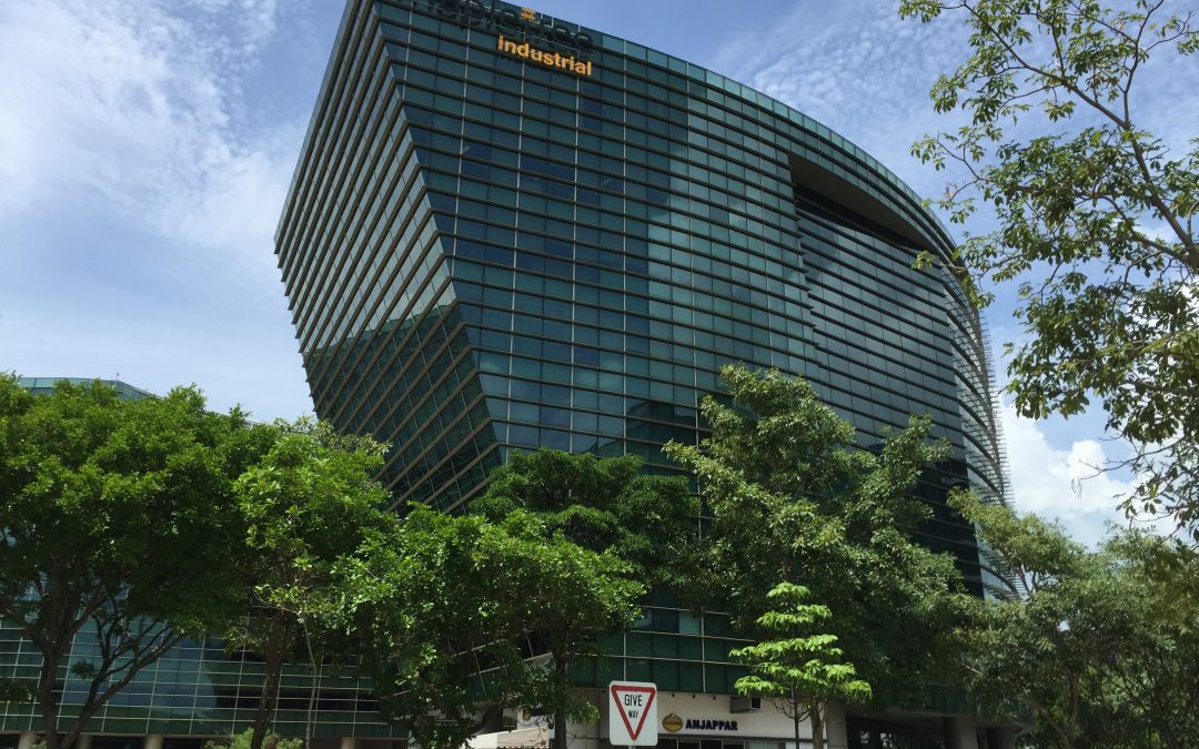 Good performance all round by Mapletree REITs
