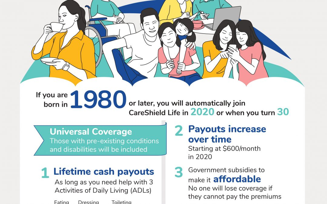 Opinion: Why I Think CareShield Life Is Good For You With $600 Monthly Payout…