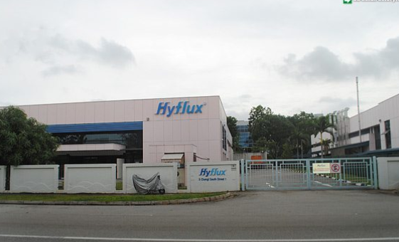 What did the founder/CEO/Chairwoman do to help Hyflux through the years?