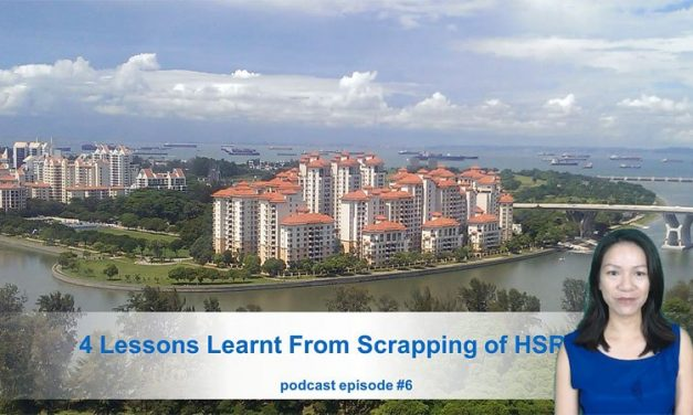 Property Soul Podcast Episode #6: Four Lessons Learnt From Scrapping of HSR