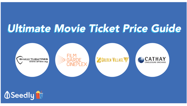 Ultimate Movie Ticket Price Guide 2018