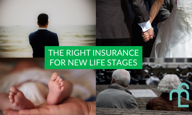 The Best Insurance Policies At Your New Life Stages