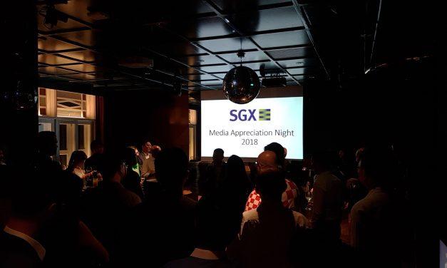 SGX ETF Fair + Media Appreciation Night