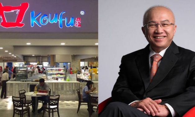 Koufu opens above IPO price at $0.65