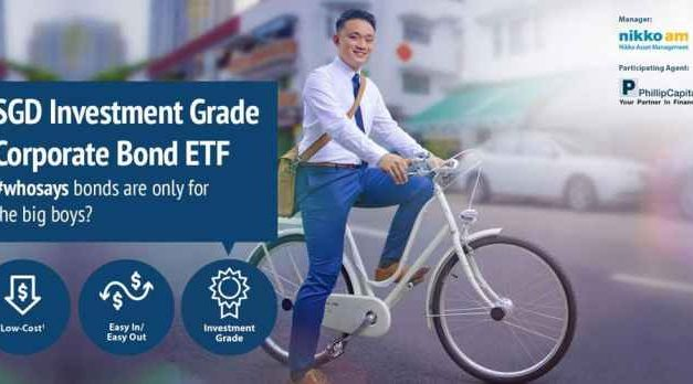 Nikko AM SGD Investment Grade Corporate Bond ETF: Why I will be skipping this